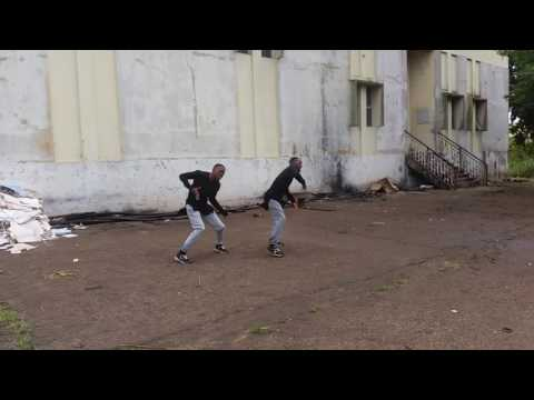 OLAMIDE - OMO WOBE ANTHEM  ( XPANDABLES DANCE COVER )