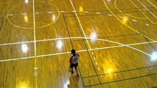2016/04/29 (1) ハンドボール 高校総体 富士市体育館