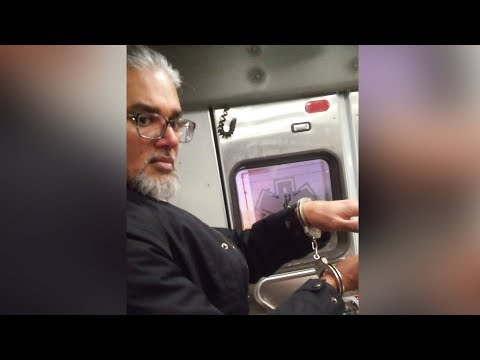 """""""Letter from an Immigration Jail"""": Hear the Words of Detained Immigrant Leader Ravi Ragbir"""