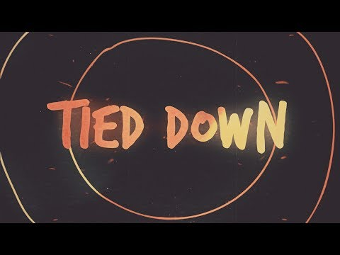 Jaymes Young - Tied Down (Lyric Video)