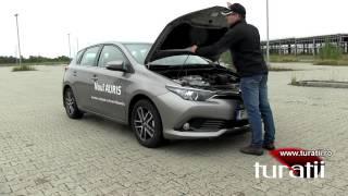 Toyota Auris 1.2l T explicit video 1 of 3
