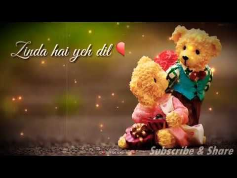 Tere Mere Pyar Nu Nazar Na Lage Song For Whatsapp Status | Rahat Fateh Ali Khan | Latest 2017