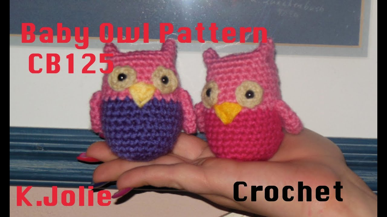 Free Amigurumi Owl Pattern : Amigurumi little owl free pattern amigurumi free patterns
