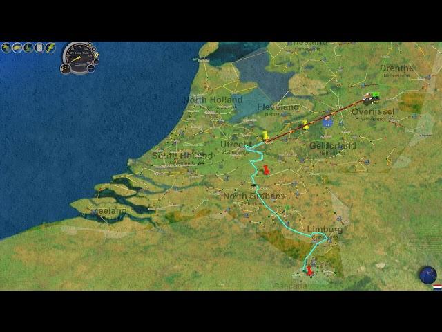 ♦ LOGISTICAL ♦ #28│Gestión y Puzzle │The Netherlands 03│Más Flota!!!
