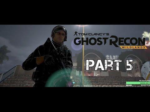 Ghost Recon: Wildlands Playthrough - Part 5 - Co-op Gameplay
