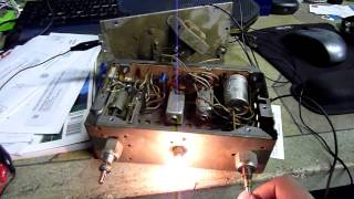 1966 Ford Truck Radio functioning.MTS