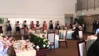 結婚式余興 がむしゃら行進曲