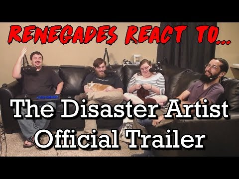 Download Youtube: Renegades React to... The Disaster Artist Official Trailer