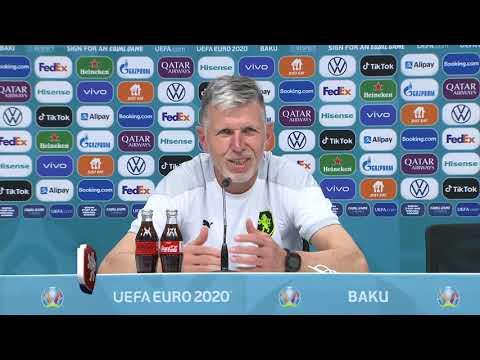ČR A | Tisková konference před čtvrtfinále EURO 2020