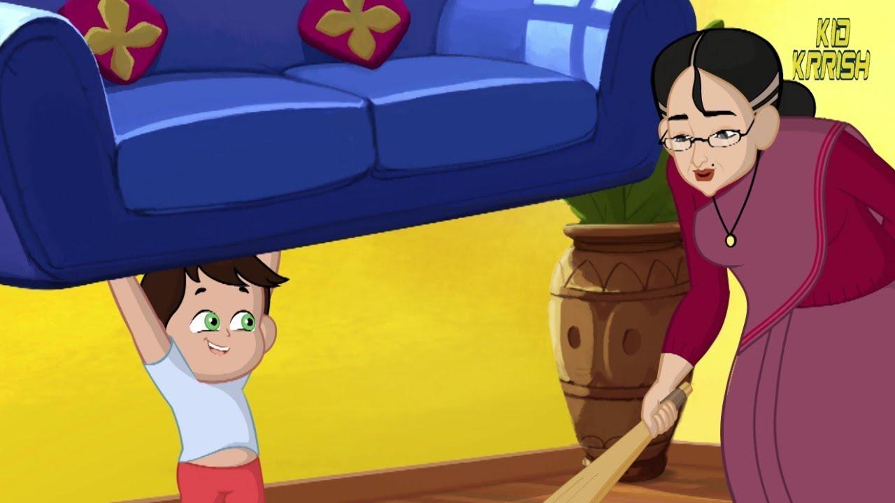 Kid Krrish Hindi Episodes  | Incredible Krishna |Cartoons for Kids|Videos for Kids