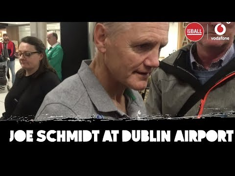 """""""If I had my time over, I'd change that""""   Joe Schmidt reflects on the 2019 World Cup"""
