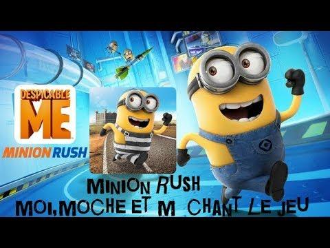 Moi, Moche et Méchant: Minion Rush