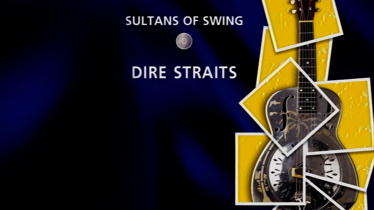 Sultans Of Swing Youtube