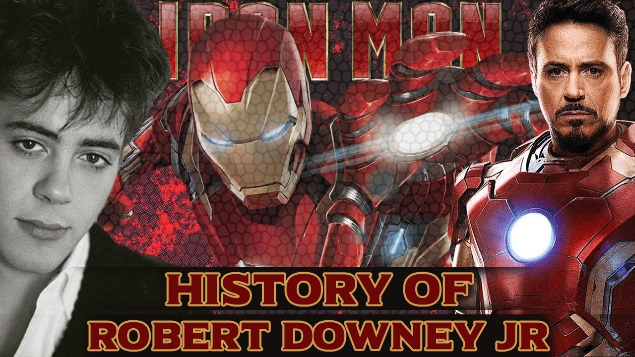 Robert Downey is a Drug Addict | Iron Man | Avengers Infinity War