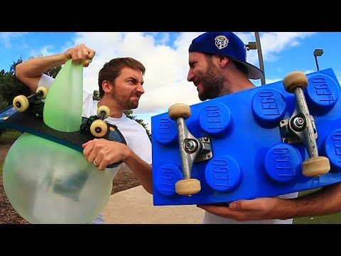 TOYS R US | SKATE EVERYTHING WARS EP 2