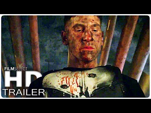 THE PUNISHER Trailer 2 Extended 2017