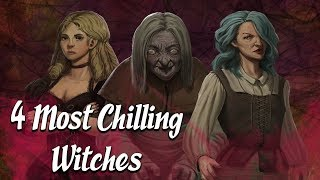 4 Most Chilling Witches in History (Occult History Explained)