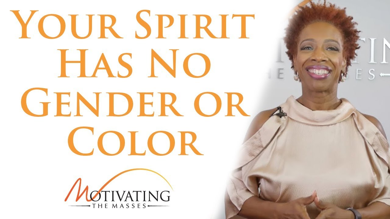 Lisa Nichols - Your Spirit Has No Gender or Color