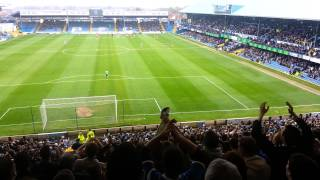 Pompey v Hartlepool WALL OF NOISE  5/4/14