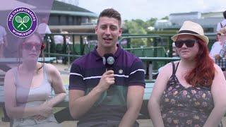 Replay: Wimbledon Coffee Morning - Day 11