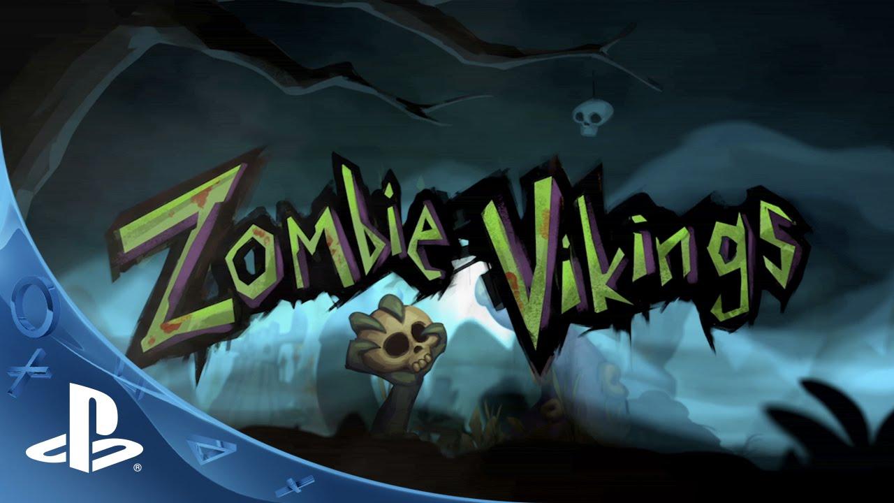 Risultati immagini per Zombie Vikings