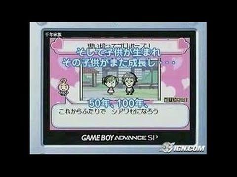 Sennen Kazoku Game Boy Gameplay
