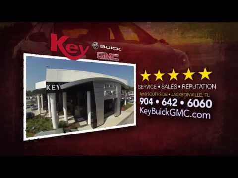 Jacksonville's Highest Rated | August 2015 | Key Buick GMC | Jacksonville, FL