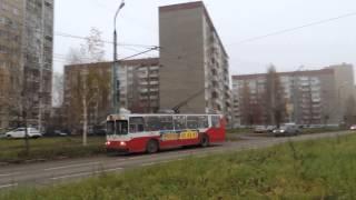 [Trolleybus] Izhevsk trolleybus compilation. Ижевские троллейбусы 2013
