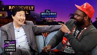 Ken Jeong & Brian Tyree Henry Are Two NC Party Boyz