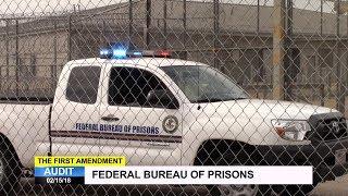 First Amendment Audit - Federal Bureau of Prisons - Red Oak, TX