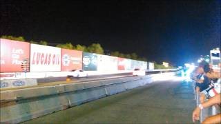 IRWINDALE DRAG STRIP THURSDAY NIGHT