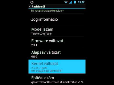 Alcatel OT-990 ICS Theme + Download Link!!!