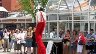 Goof On Stilts - Edmonton Street Performers Festival Thumbnail