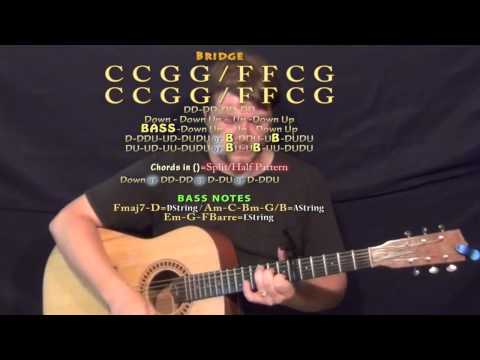 how to play chicken fried on guitar chords