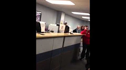 The line at Lucas County job and family services' office