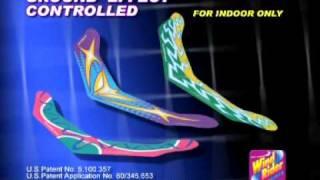 Windrider's Wind Rider ground effect walkalone glider
