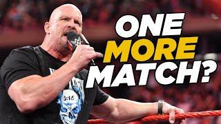 WWE Writing Shane McMahon Off TV, Stone Cold Teases Match?