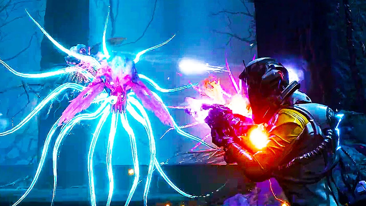 'Returnal' Is Shaping Up To Be Yet Another Surprise PS5 Exclusive Hit