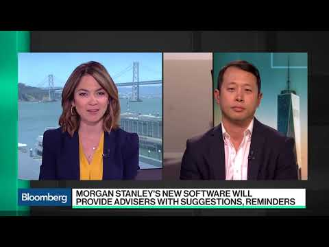SCIENCE and TECHNOLOGY : Morgan Stanley Brokers to Get Algorithmic Help