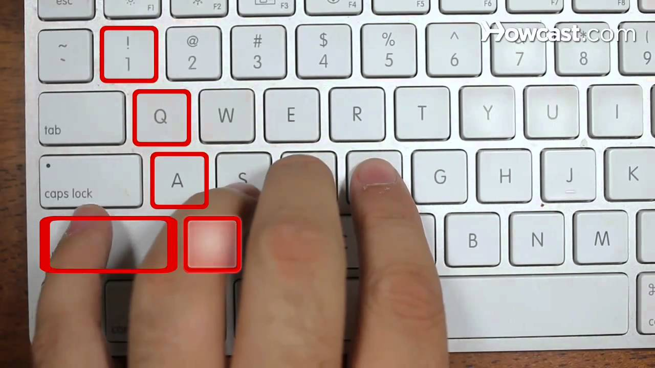 How To Type  Youtube