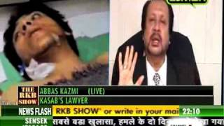 The RKB Show - I was not wrong says kasab's lawyer - Part1