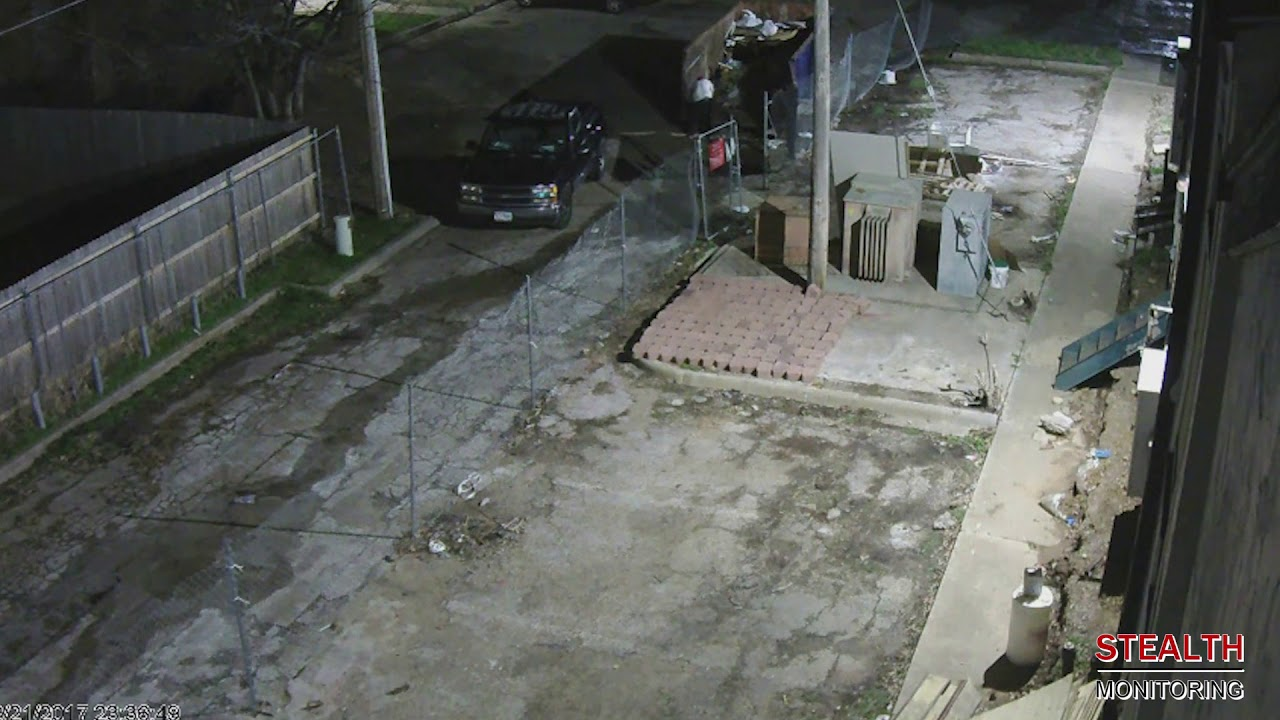 Fort Worth Police Arrest Construction Site Thieves
