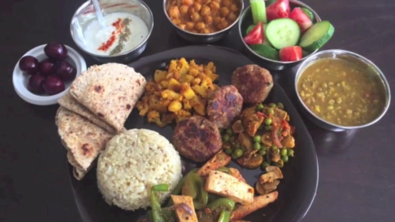 Veg punjabi thali recipe veg thali menu how to prepare thali at veg punjabi thali recipe veg thali menu how to prepare thali at home in two hours forumfinder Image collections