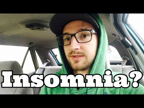 Horrible Insomnia From Quitting Weed..(And How I Got Through It)