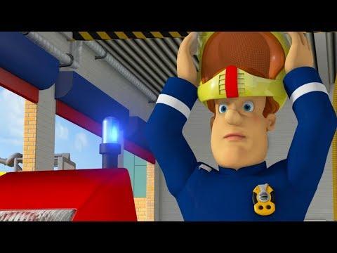 Fireman Sam New Episodes | Fireman Sam at the beach | Fun Rescues | Full episodes 🚒🔥Kids Movies