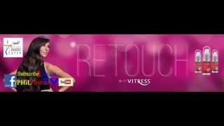 Ms. SOLENN HEUSSAFF for VITRESS Hair Cuticle Coat (Web Banner Advertisement) Thumbnail