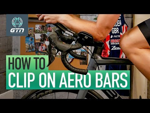 How To Fit Clip On Aero Bars | Upgrade Your Road Bike To A Triathlon Machine