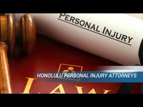 Personal Injury Attorney in Honolulu