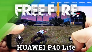 Garena Free Fire on Huawei P40 Lite - Gaming Performance Quality Checkup
