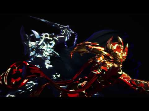 GARO: The Carved Seal of Flames Ending 1 [CHIASTOLITE] - Non Credits Version